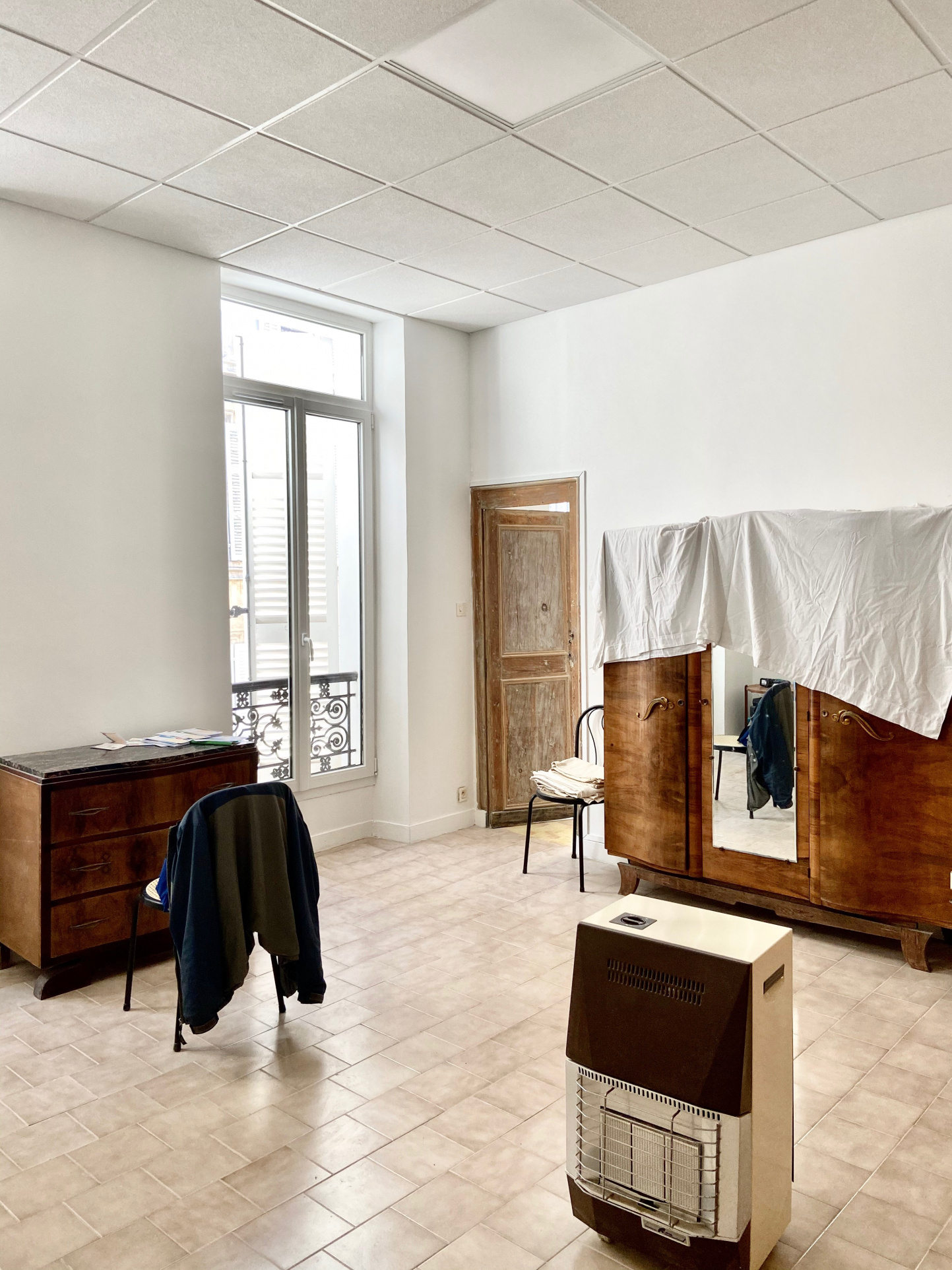 IMMEUBLE INVESTISSEURS +LOCAL COMMERCIAL MARSEILLE 13001